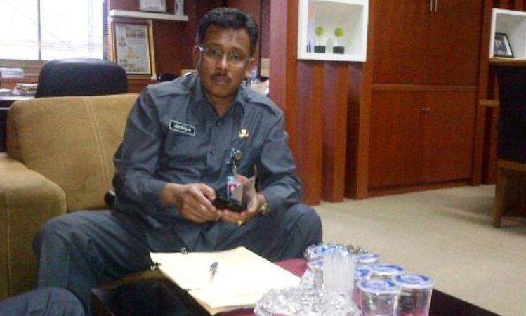 Wartakepri, Sekretaris Daerah Kota Batam, Jefridin