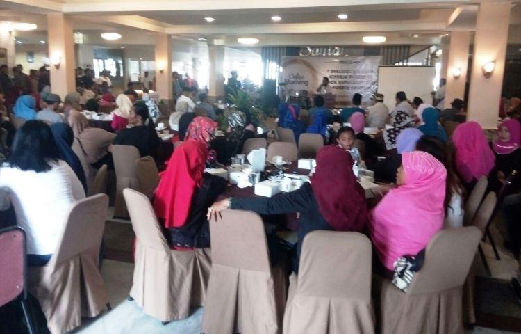 Wartakepri, diskusi publik ini mengevaluasi 2,5 tahun kinerja Gubernur Provinsi Kepulauan Riau