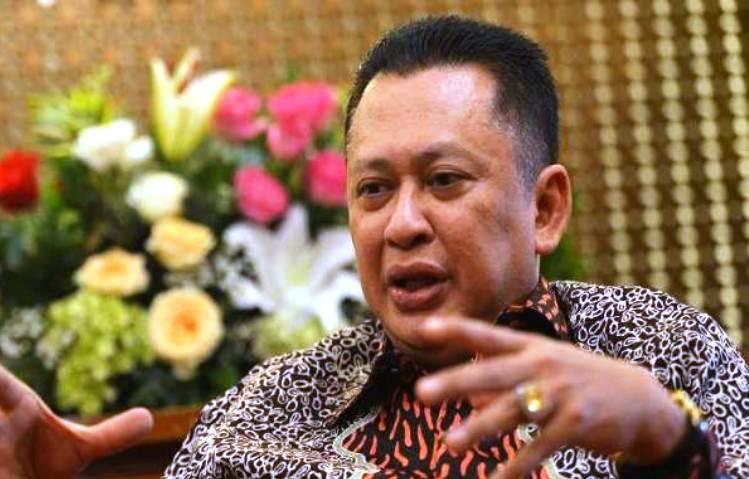 . Ketua DPR Bambang Soesatyo