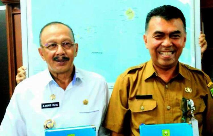 Wartakepri,Ketua DPW PAN Kepri Hamid rizal.