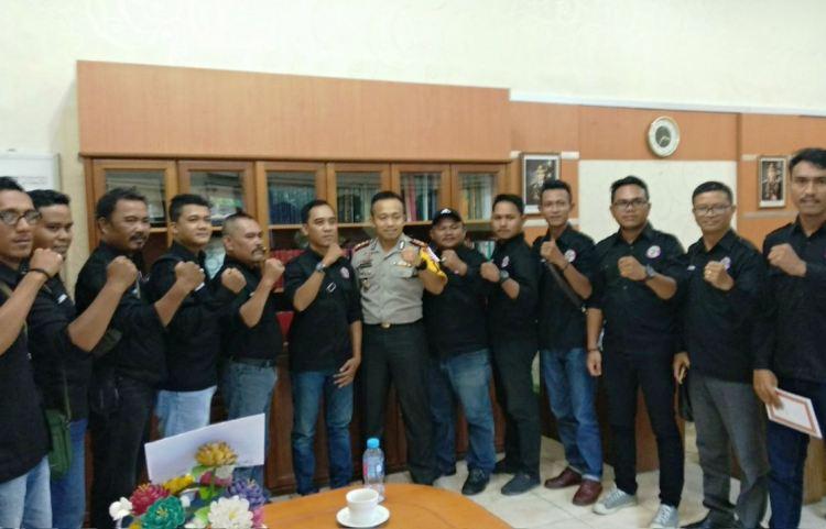 Wartakepri, Iwo dan Kapolres Tanjungpinang