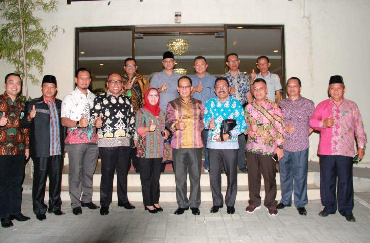 Wartakepri, Penandatanganan MOU Antara Pemerintah Kabupaten Lingga Dengan BPJS Ketenagakerjaan