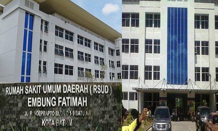 Wartakepri, RSUD Embung Fatimah