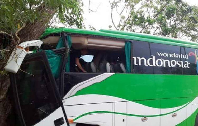 Wartakepri, bus pariwisata laka tunggal