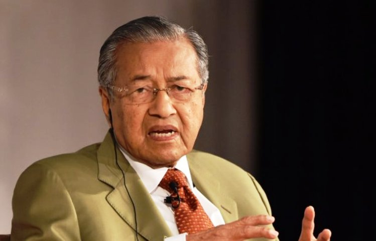 Wartakepri.co.id, Perdana Menteri Malaysia, Mahathir Mohamad
