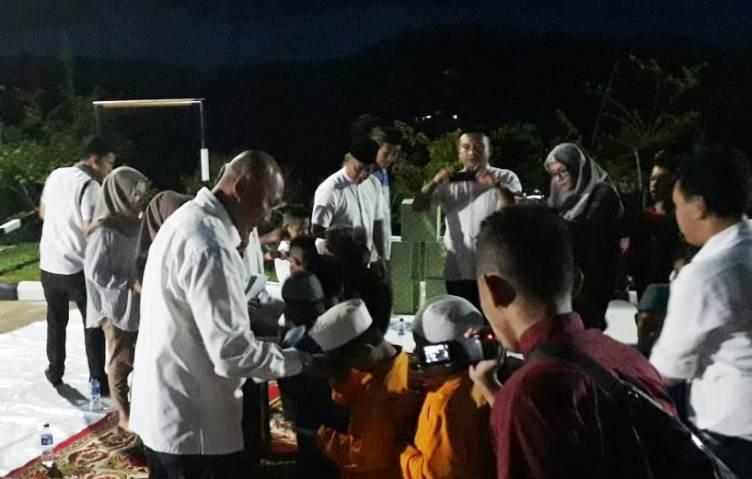 PLN Batam di Yaa Bunayya Rempang
