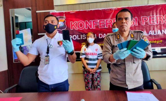 Ditreskrimum Polda Kepri Amankan Pekerja Migran