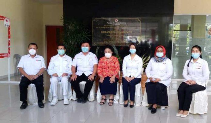 PMI Batam Donor Plasma Covid
