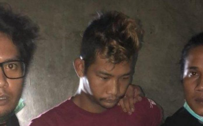 Pelaku Pembunuh Reni di Tanjungpinang