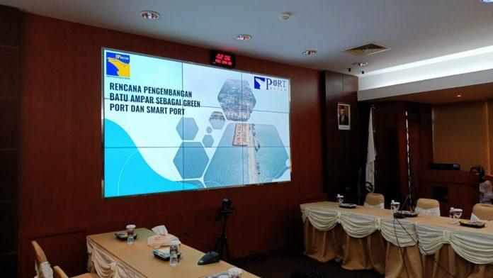 Rencana Pengembangan Pelabuhan Batuampar
