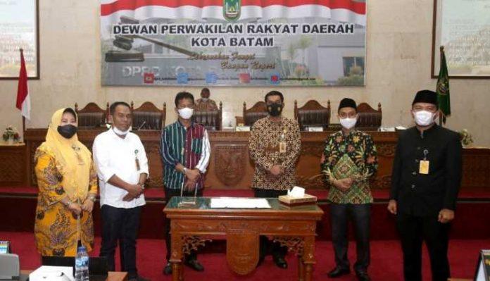 Bapenda Pemko dan DPRD Batam