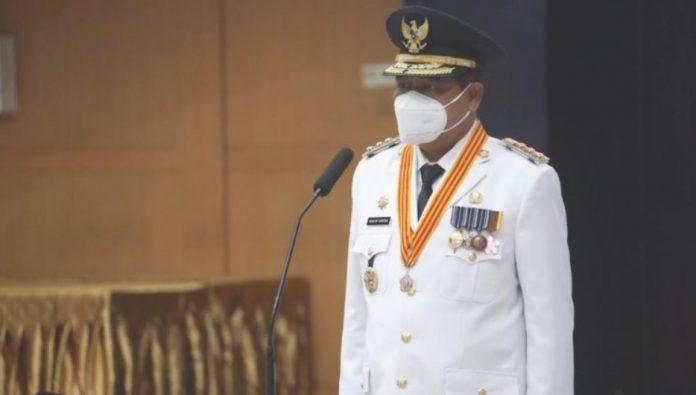 Sujahar Diantoro Plh Gubernur Kepri