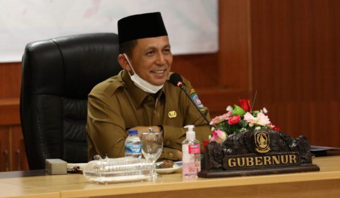 Pemulihan Ekonomi Gubernur Kepri Ansar Ahmad