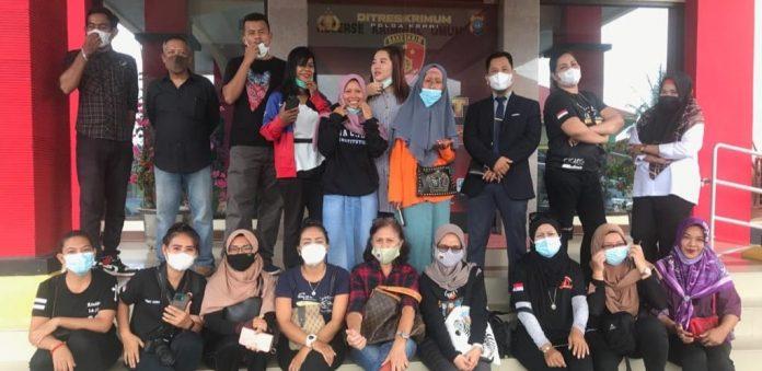 Komunitas CL Batam Meminta Hukum Berat Pelaku Pembantai Kucing