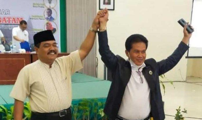 Syaiful Badri Ketua Gonjong Limo