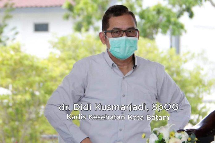 dr Didi Kusumarjadi dan Vaksin AstraZeneca