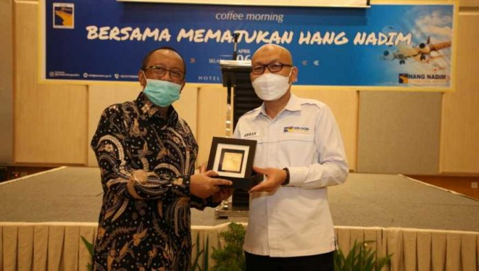 Amran Direktur BUBU Bandara Hang Nadim Batam