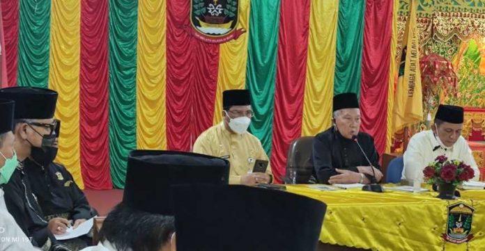 Gubernur Ansar dan LAM Kepri