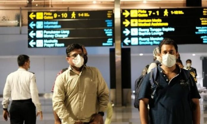 Imigrasi Bandara Soekarno Hatta Pulangkan 32 WNA India (1)