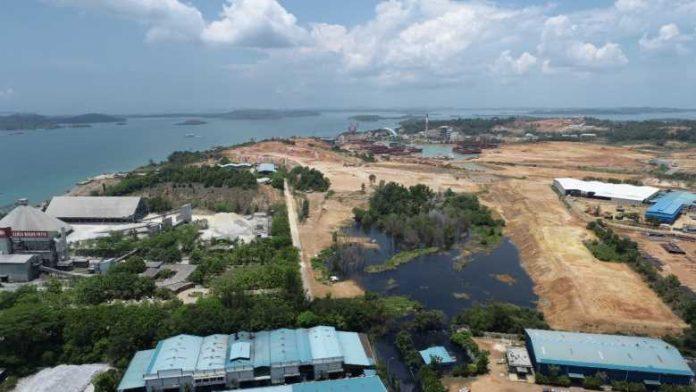 Kawasan Pengolahan Limbah Industri KPLI Kabil