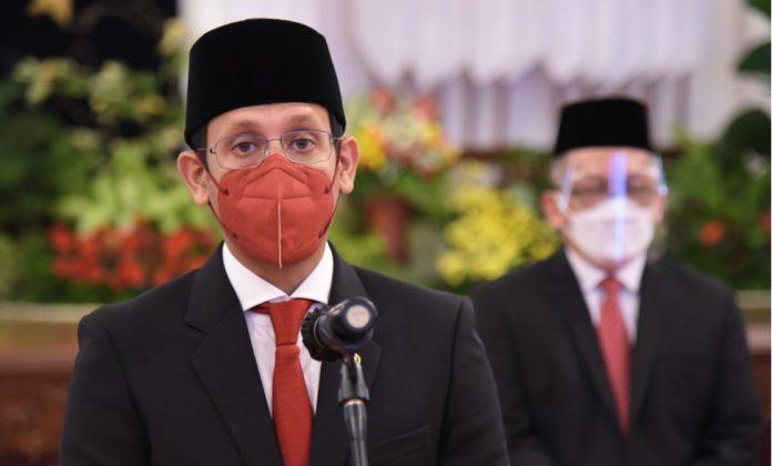 Mendikbudristek Nadiem Anwar Makarim