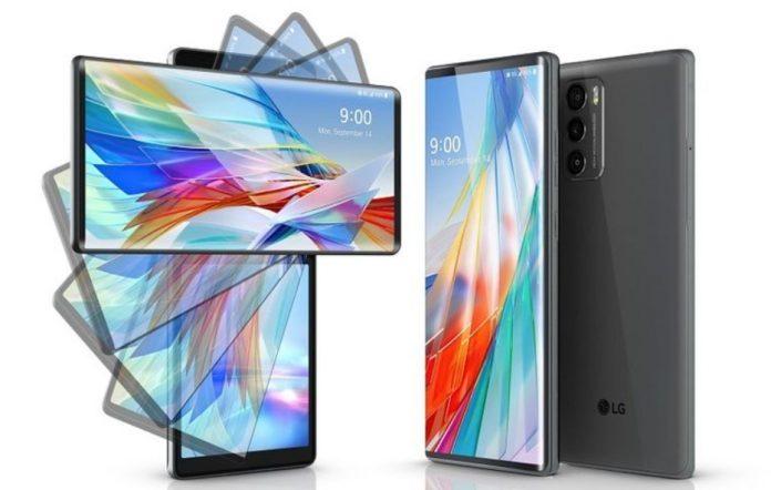 Smartphone LG Electronic