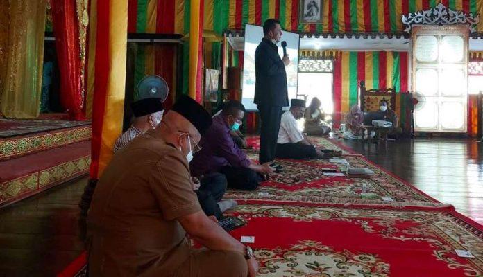 Gubernur Kepri akan Revitalisasi Pulau Penyengat