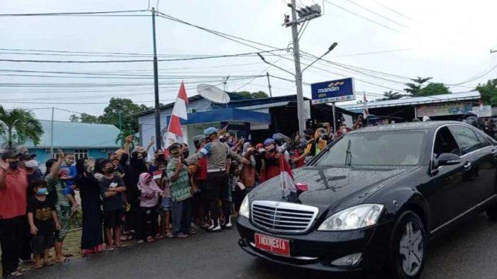 Jokowi ke Lobam Bintan