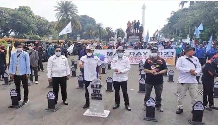 May Day 2021 Jakarta