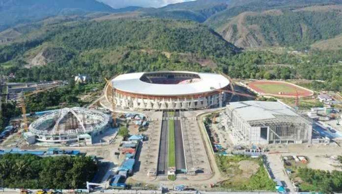PON XX Papua Oktober 2021