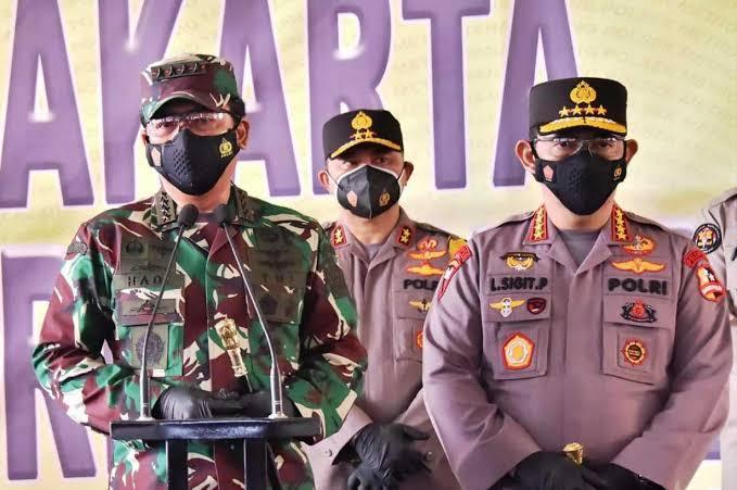 Panglima TNI dan Kapolri Arahkan Satgas Nemangkawi