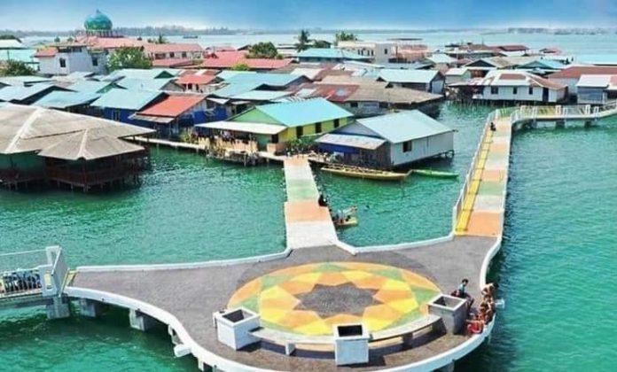 Pembangunan KotaKu Kota Tanpa Kumuh di Tanjungriau