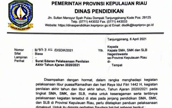 Pendaftaran PPDB Siswa SMA SMA Negeri Tahun Ajaran 2021