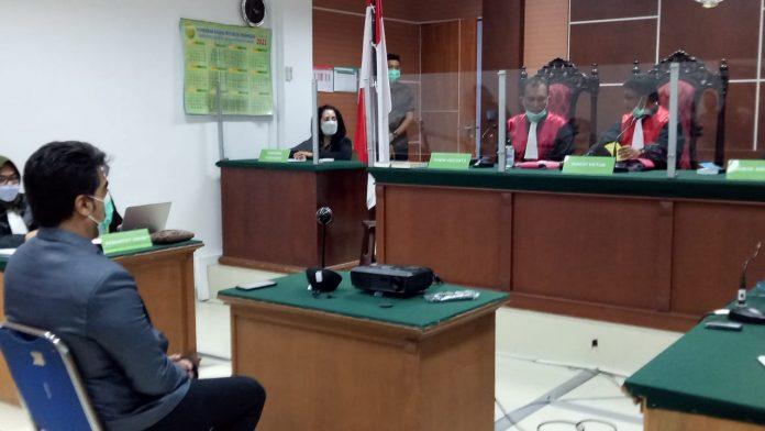 Sidang Terdakwa Mehdi Monghasemjahromi Terdakwa Tanker Iran MT Horse dan MT Freya