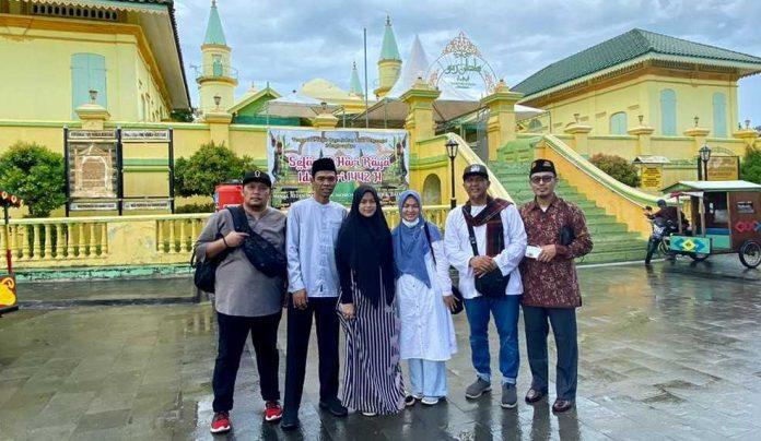 Ustadz Abdul Somad di Pulau Penyengat Tanjungpinang