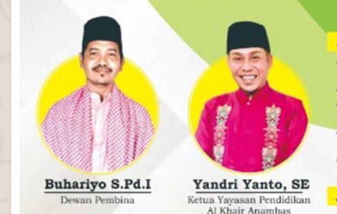 Yapen Al Khair Anambas