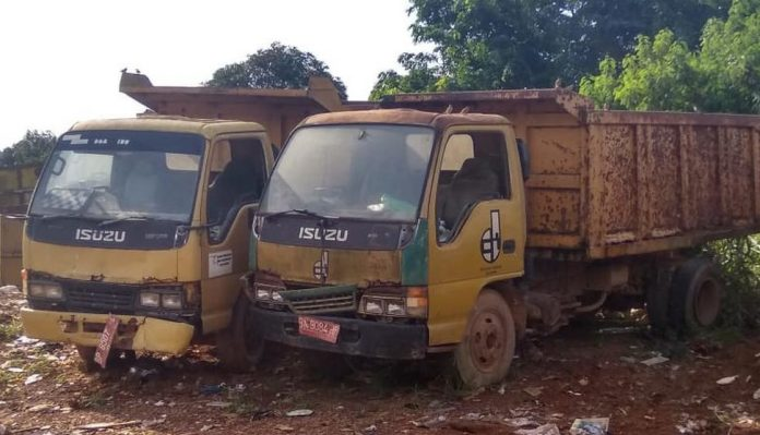 58 Mobil Sampah Pemkot Batam