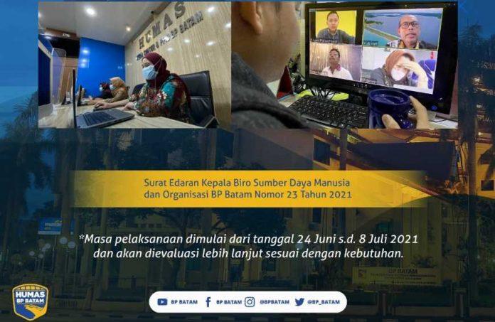 BP Batam Work From Home