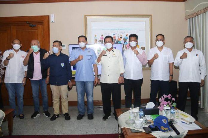 Bambang Soesatyo Dukung Pembangunan Sirkuit Batam, Wako Rudi Siap Wujudkan
