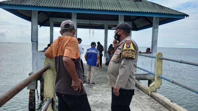 erbawa Arus Saat Mancing di Pantai Sekera Bintan