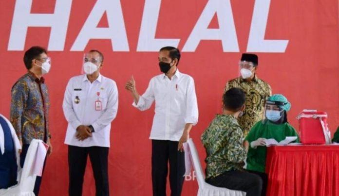 Satu Juta Vaksin Covid 19 Indonesia