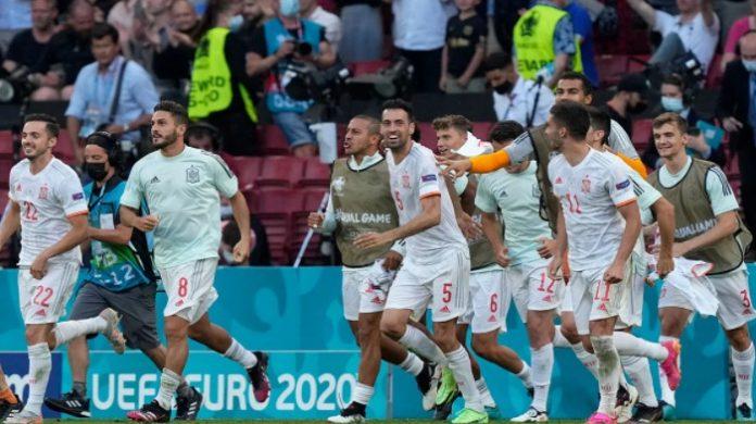 Spanyol Akhirnya Bungkam Kroasia 5-3