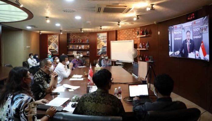 BP Batam bersama Sunseap Group