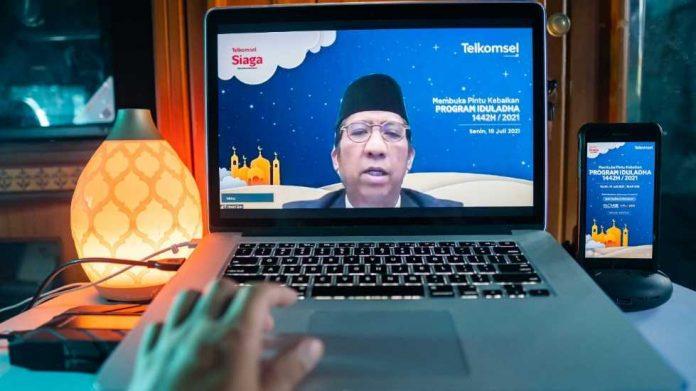 Direktur Utama Telkomsel Hendri Mulya