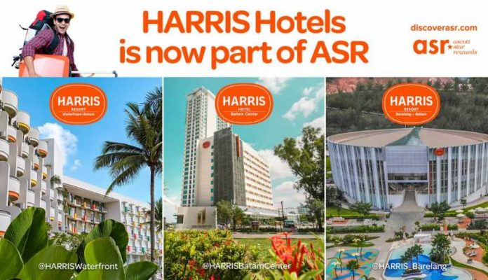 HARRIS Hotel dan Tauzia Hotels