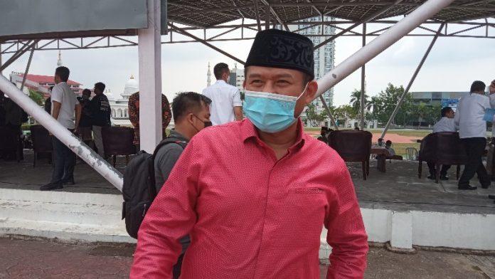 Ketua DPRD Kota Batam Nuryanto