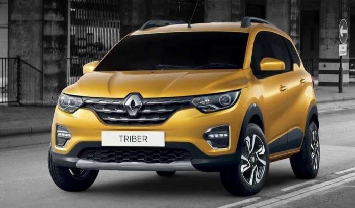 Mobil Renault Triber