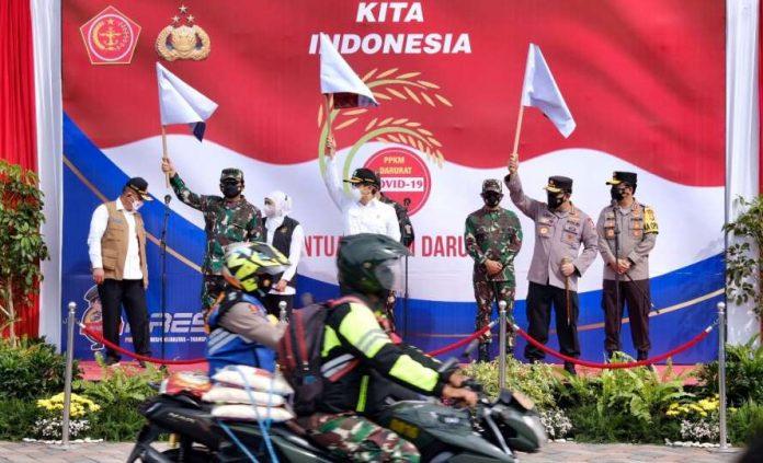 Paket Sembako PPKM Darurat