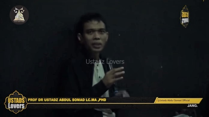 Ustadz Abdul Somad Cerita Covid-19