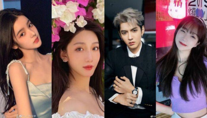 Du Meizhu Mantan Kekasih Tuding Kris Wu Eks Personel EXO Perkosa 30